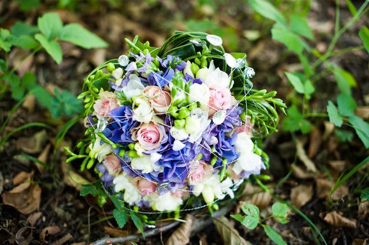 Svadobné kytice neviest z Mojej svadby - @mathulinda