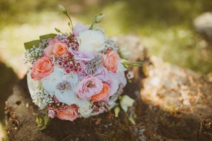 Svadobné kytice neviest z Mojej svadby - @pastorkyna