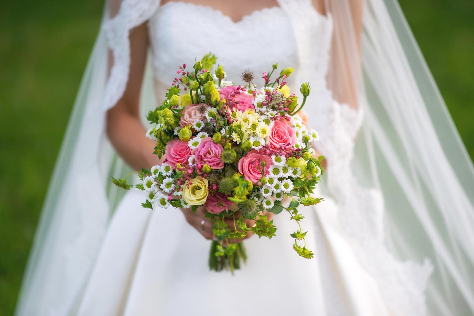 Svadobné kytice neviest z Mojej svadby - @sirinkja16