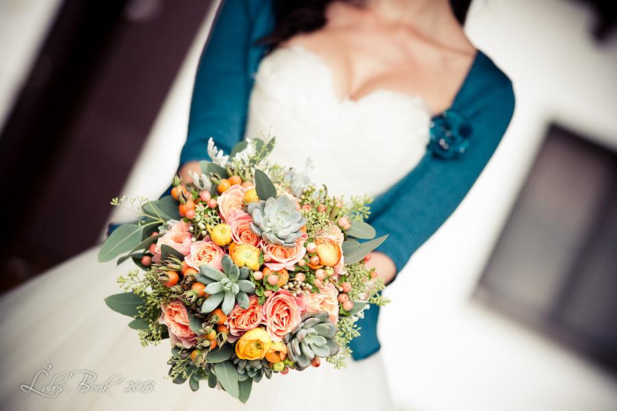 Svadobné kytice neviest z Mojej svadby - @nikape