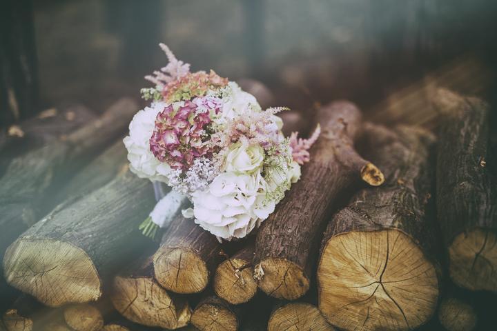 Svadobné kytice neviest z Mojej svadby - @danielabride
