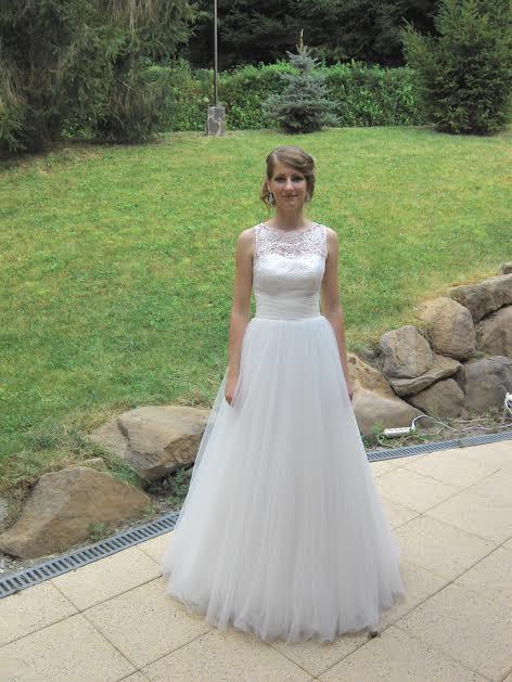 Svadobné šaty neviest z MS - @livka16