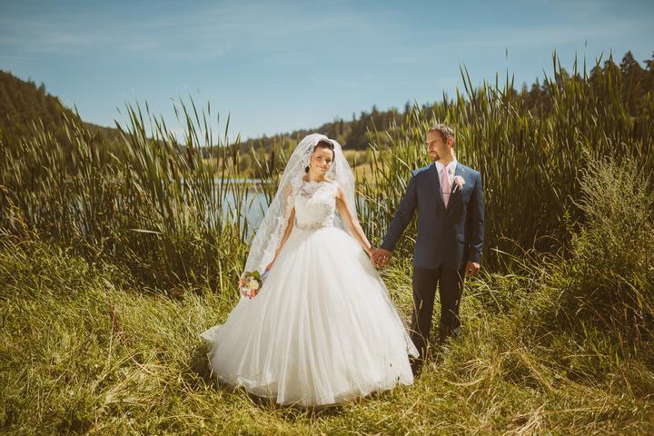 Svadobné šaty neviest z MS - @pastorkyna