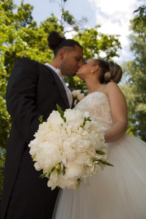 Svadobné kytice neviest z Mojej svadby - @amor11
