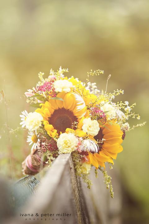 Svadobné kytice neviest z Mojej svadby - @sheynie
