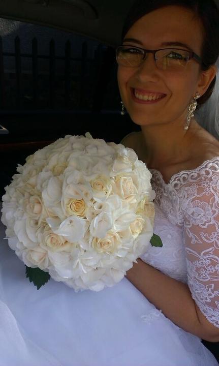 Svadobné kytice neviest z Mojej svadby - @maria129