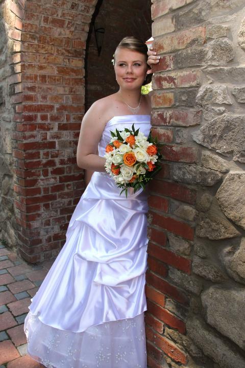 Svadobné kytice neviest z Mojej svadby - @slavikulka