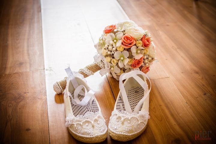 Svadobné kytice neviest z Mojej svadby - @liska_ryska