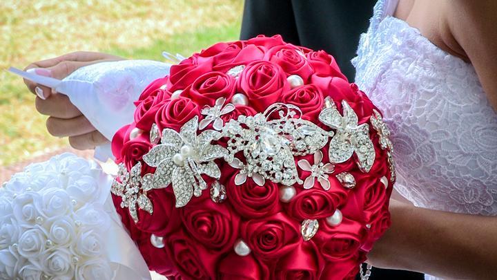 Svadobné kytice neviest z Mojej svadby - @lenkaajko