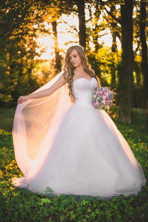 Svadobné šaty neviest z MS - @lienka182