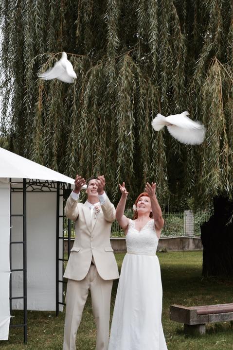 Svadobné šaty neviest z MS - @liska_ryska