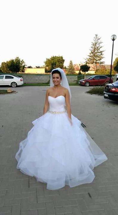 Svadobné šaty neviest z MS - @silverko