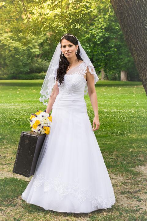 Svadobné šaty neviest z MS - @ekyna