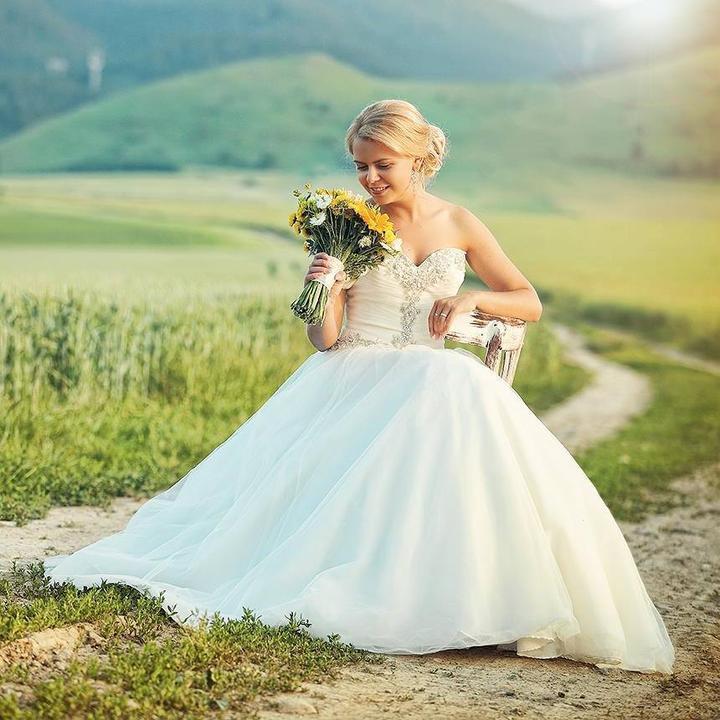 Svadobné šaty neviest z MS - @niki1362015