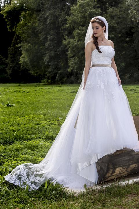 Svadobné šaty neviest z MS - @christy7