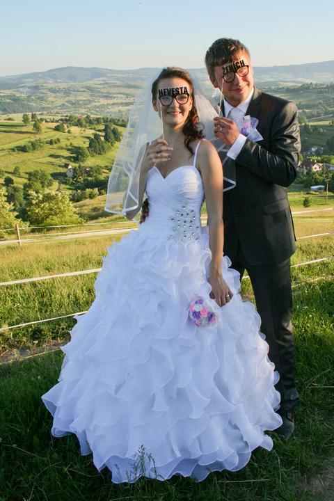 Svadobné šaty neviest z MS - @its1mishell