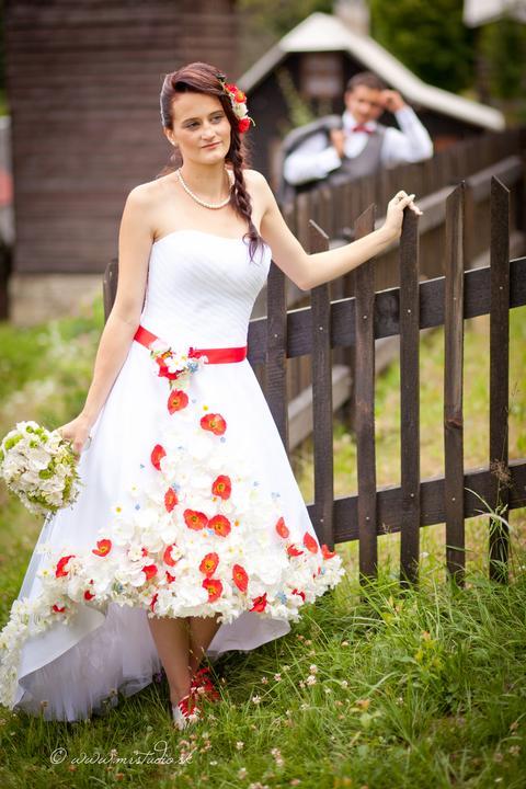Svadobné šaty neviest z MS - @izabell1510