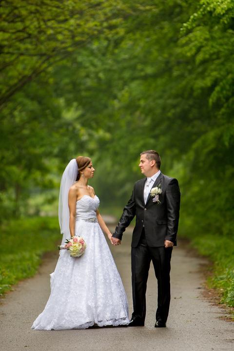 Svadobné šaty neviest z MS - @wierocqa