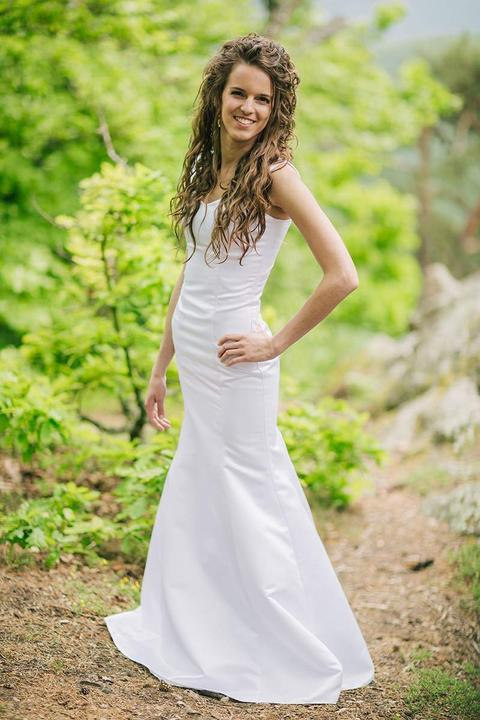 Svadobné šaty neviest z MS - @mimsc