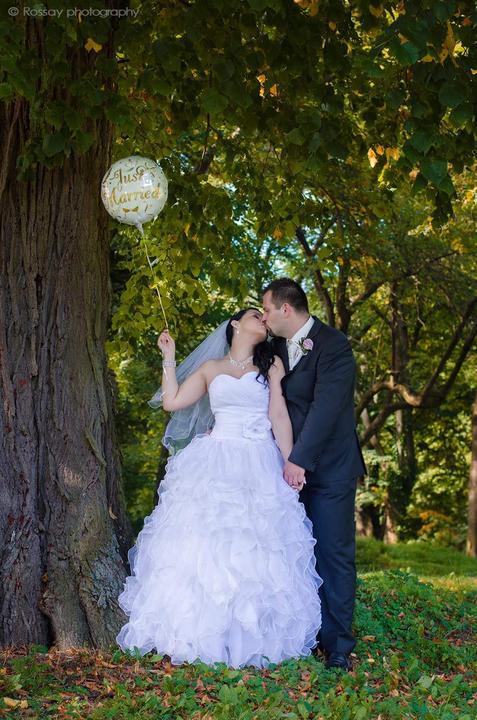 Svadobné šaty neviest z MS - @danka92