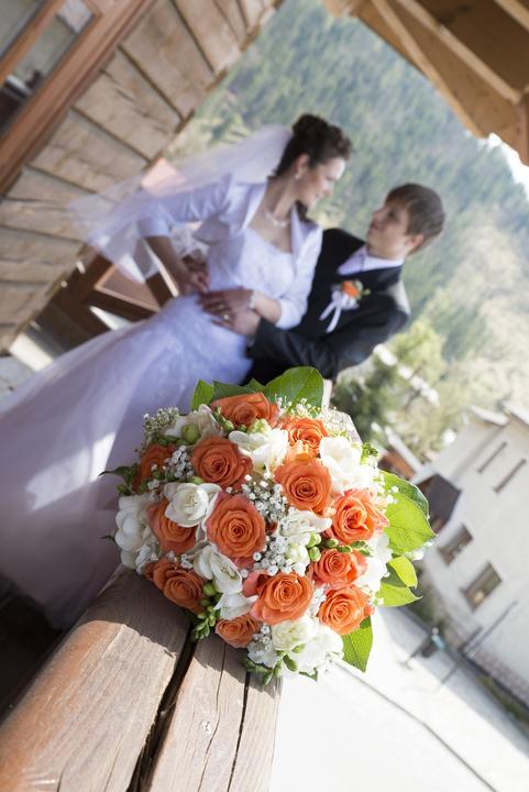 Svadobné kytice neviest z Mojej svadby - @darling2