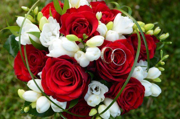 Svadobné kytice neviest z Mojej svadby - @ivka_3