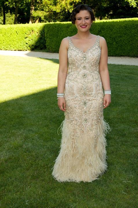 Svadobné šaty neviest z MS - @evkapudlikova