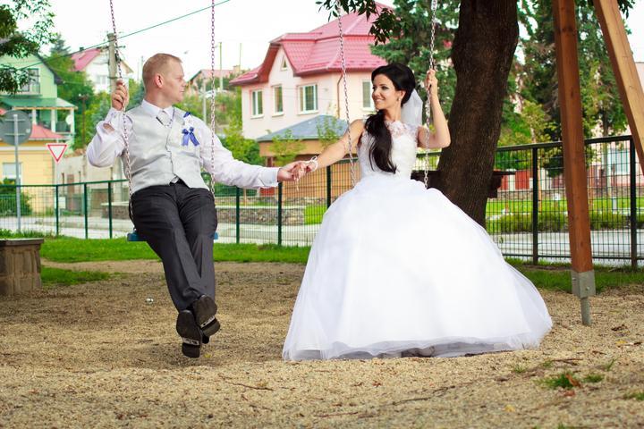 Svadobné šaty neviest z MS - @morandia