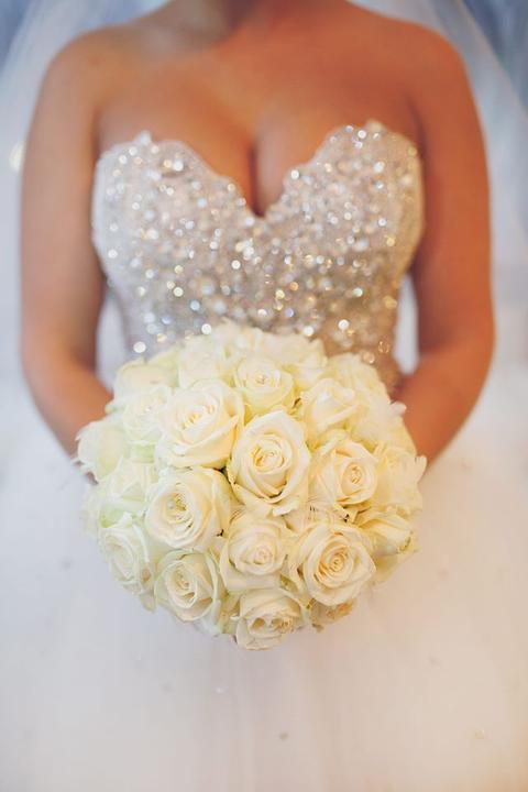 Svadobné kytice neviest z Mojej svadby - @tally373