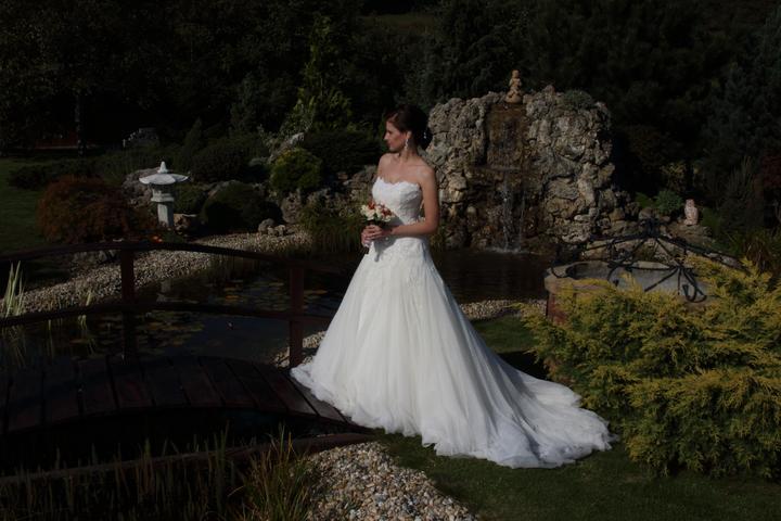 Svadobné šaty neviest z MS - @zuzicka1444
