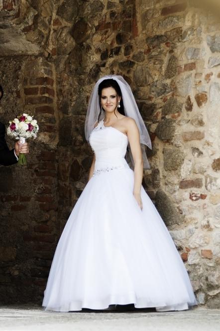 Svadobné šaty neviest z MS - @luckanitra