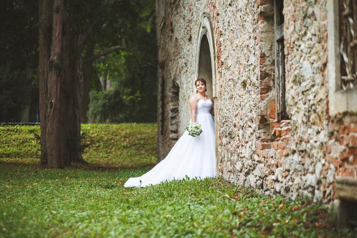 Svadobné šaty neviest z MS - @zuzicka89