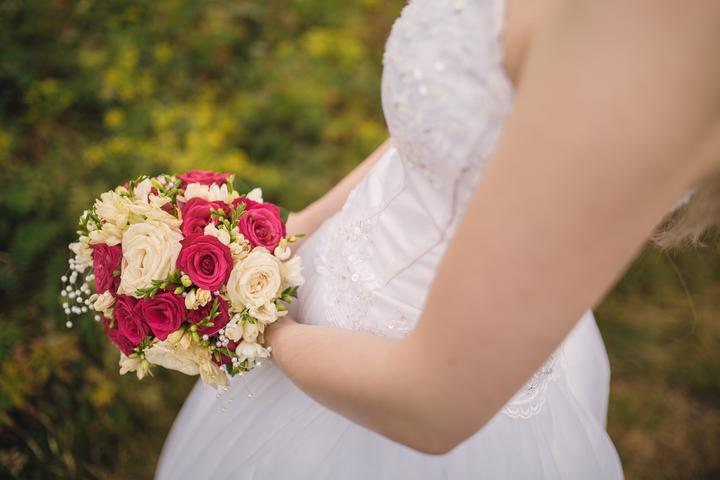 Svadobné kytice neviest z Mojej svadby - @patus0503