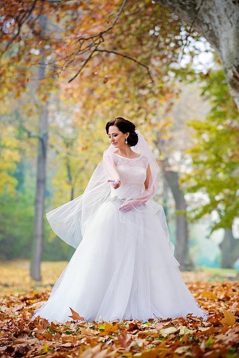 Svadobné šaty neviest z MS - @jana0312