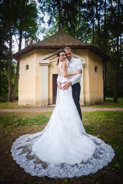 Svadobné šaty neviest z MS - @aneta09