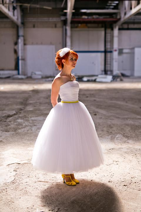 Svadobné šaty neviest z MS - @petra_mk