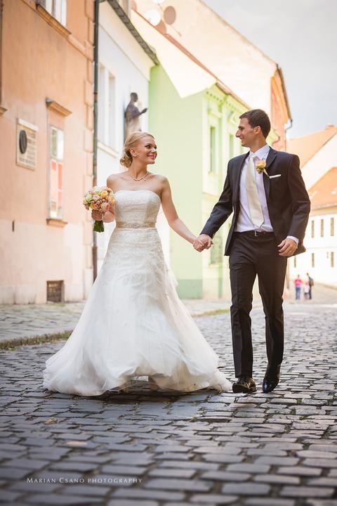 Svadobné šaty neviest z MS - @liduska12