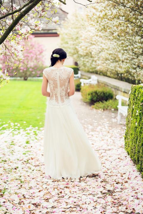 Svadobné šaty neviest z MS - @mirka_ra