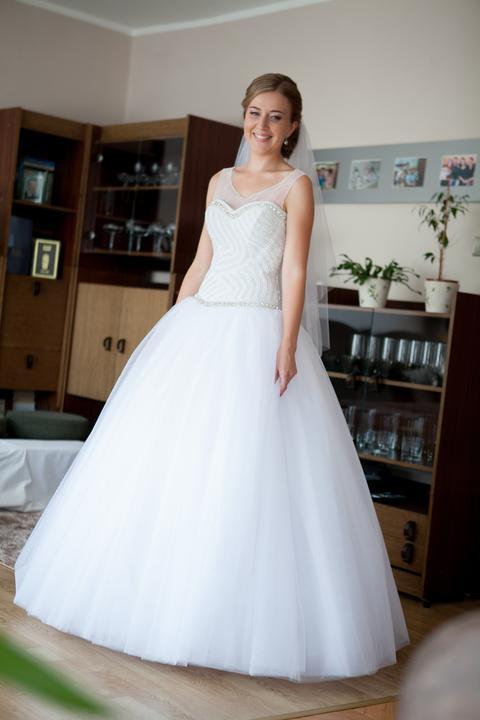 Svadobné šaty neviest z MS - @mapetka