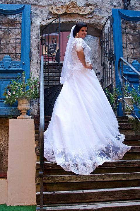 Svadobné šaty neviest z MS - @lub89