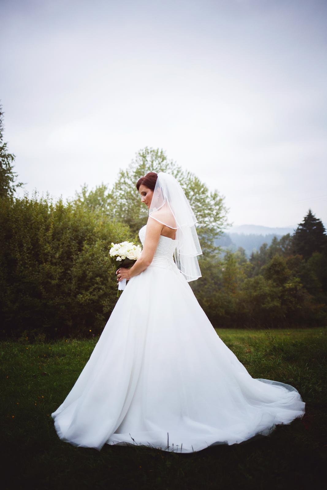 Svadobné šaty neviest z MS - @mirkaskulavikova
