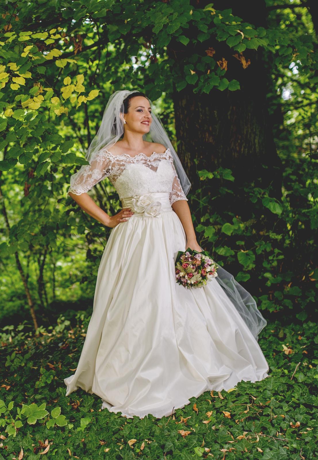 Svadobné šaty neviest z MS - @neniinka