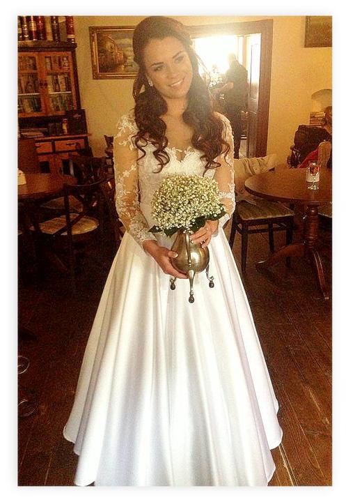 Svadobné šaty neviest z MS - @9kacenka9