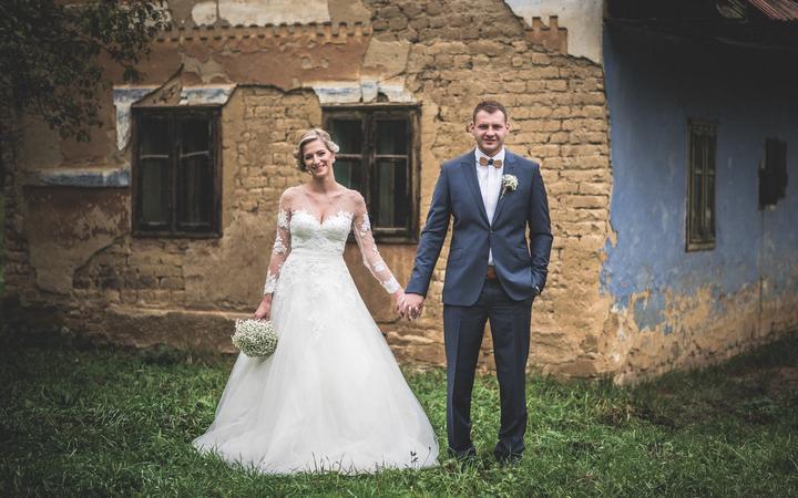 Svadobné šaty neviest z MS - @mafkacik