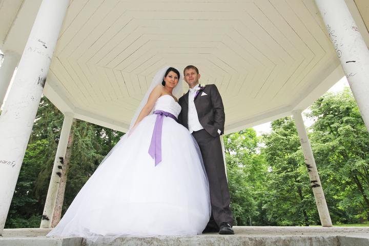 Svadobné šaty neviest z MS - @laukok73