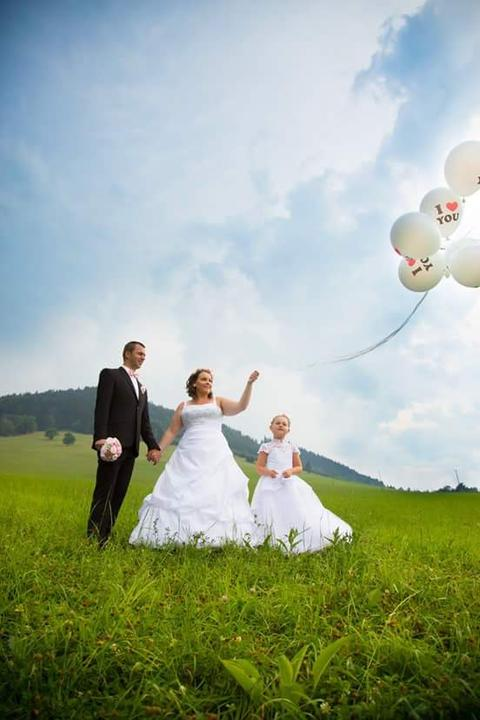 Svadobné šaty neviest z MS - @alzbetinocka