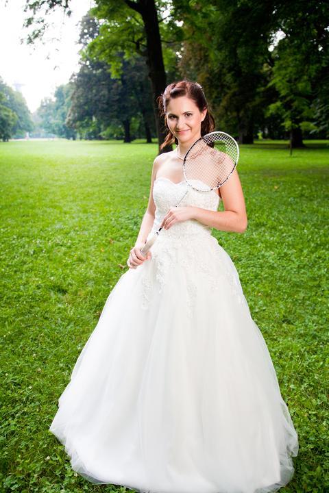 Svadobné šaty neviest z MS - @lillyanna