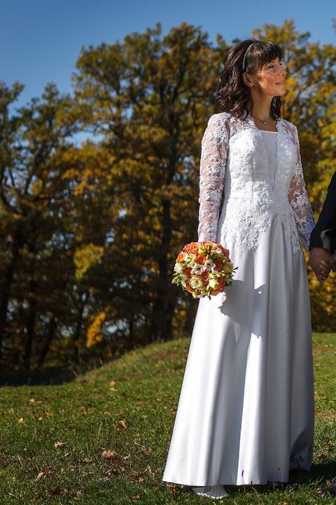 Svadobné šaty neviest z MS - @muller