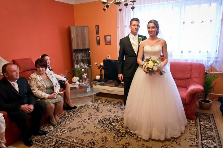 Svadobné šaty neviest z MS - @marianna_