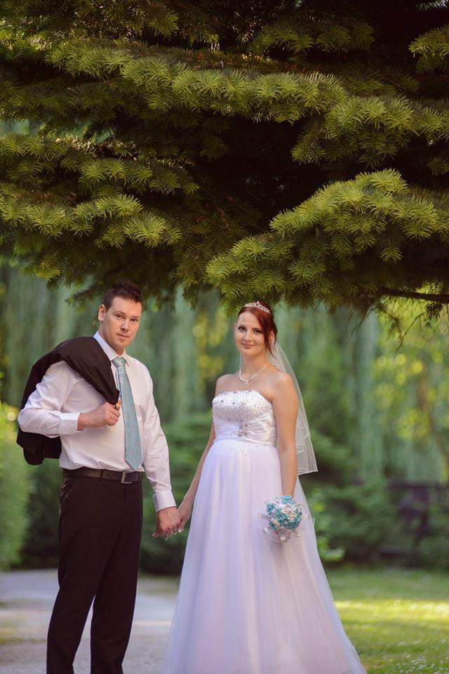 Svadobné šaty neviest z MS - @stanullka9